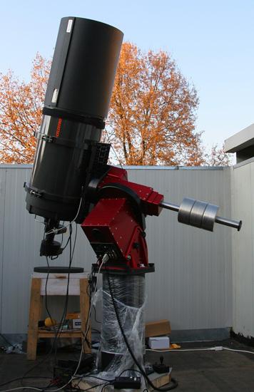 The Celestron 14 F 8 4 356 3000 Mm Schmidt Cassegrain