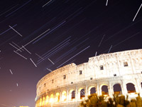 The Colosseum and the Stars