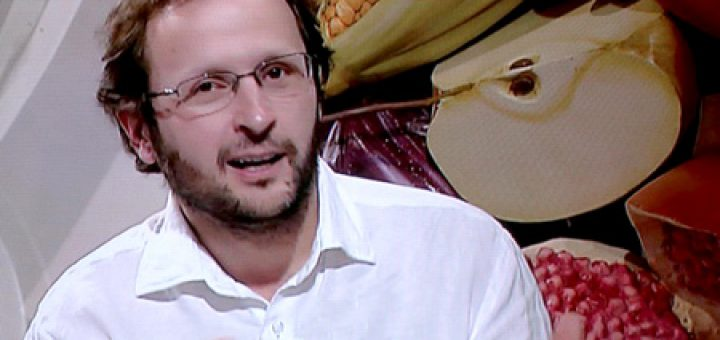 Gianluca Masi on RaiTre TV channel
