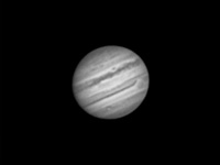 Jupiter rotation