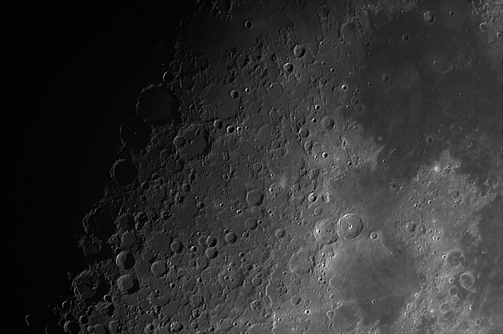 The Moon: Ptolemaues