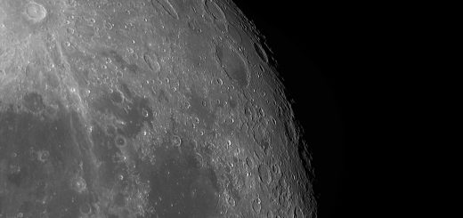 The Moon: Tycho and Gassendi