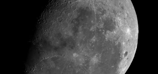 The Moon: a mosaic