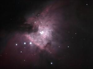 M42, the Orion Nebula