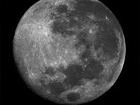 The full Moon