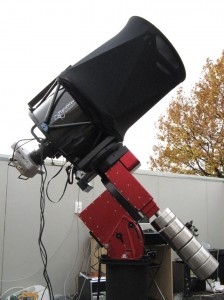 Il telescopio Planevawe 17″-f/6.8 (432/2939 mm) Corrected Dall-Kirkham
