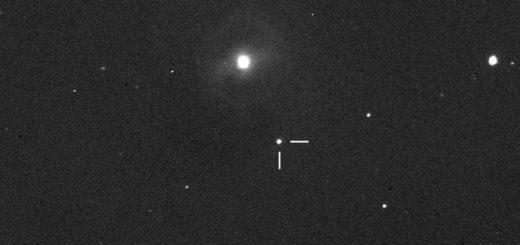 Confirmation image of SN 2012aw obtained at the Virtual Telescope
