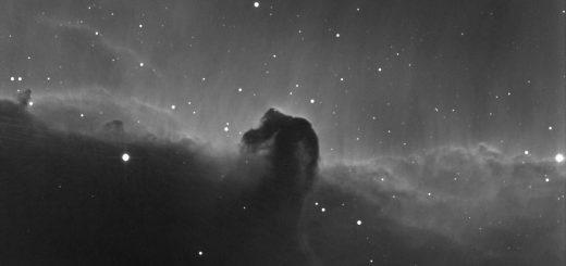 "Barnard 33, the ""Horsehead"" nebula"
