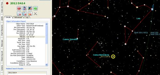 TheSkyX Pro: the new software running at the Virtual Telescope