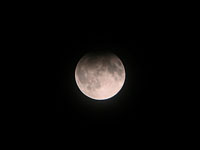 Lunar Eclipse 25 Apr. 2013