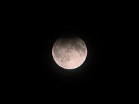 Lunar Eclipse 25 Apr. 2013