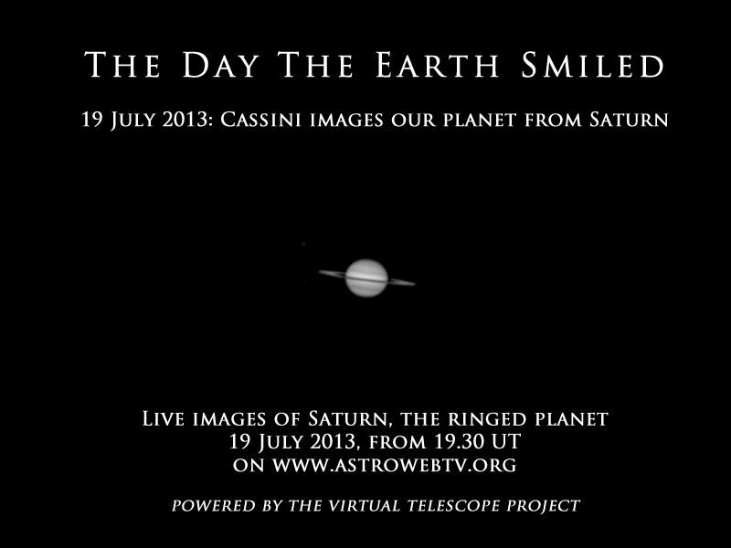 """""""The Day The Earth Smiled"""" event"""
