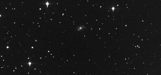 Supernova SN 2013di in NGC 7321
