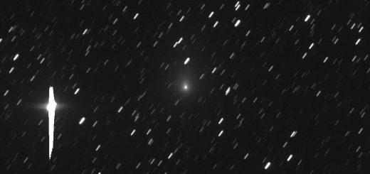Comet C/2013 R1 Lovejoy: 20 Oct. 2013
