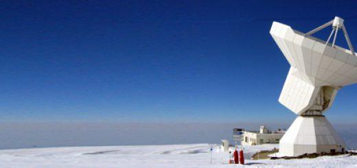 The IRAM 30 meter telescope