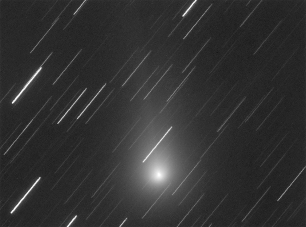 Comet C/2013 R1 Lovejoy: 6 Nov. 2013