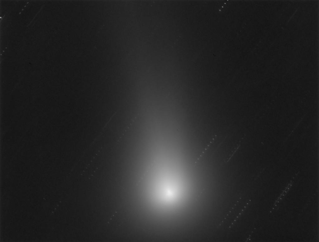 Comet C/2012 S1 Lovejoy: 10 Nov. 2013