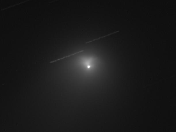Comet C/2013 R1 Lovejoy: 05 Dec. 2013