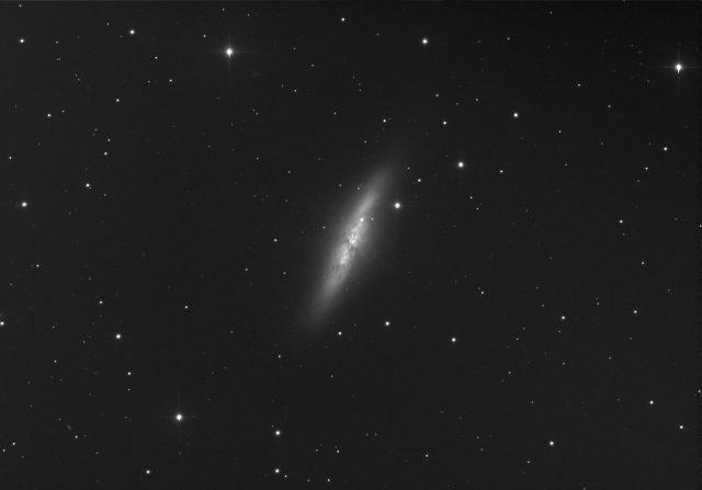 Supernova SN 2014J in M82: 2 Mar. 2014