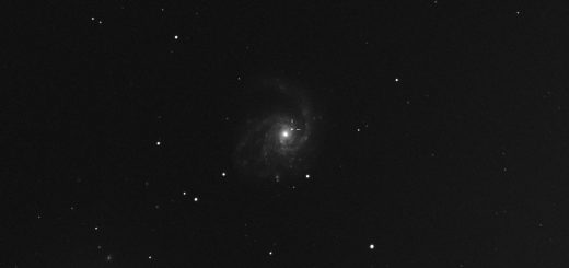 SN 2014L in Messier 99: 23 Feb. 2014