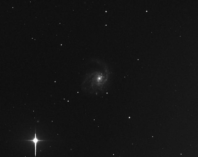 SN 2014L in Messier 99: 23 Feb. 2014