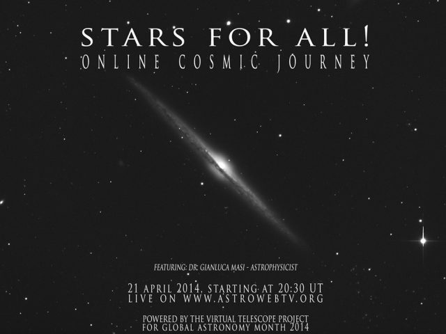 """""""Stars for All!"""" - online event"""