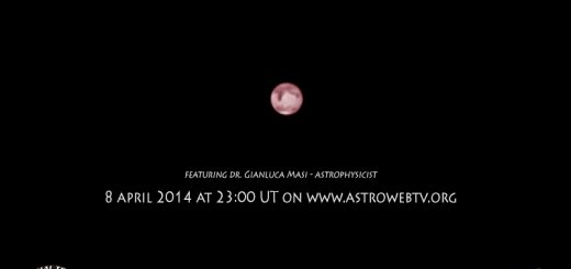 The Night of the Red Planet: 8 Apr. 2014, 23:00 UT