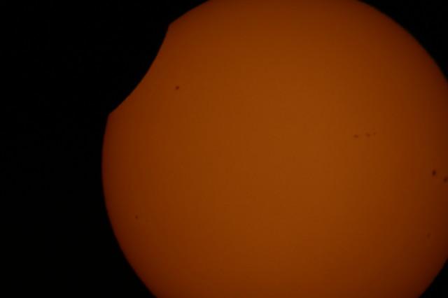 Image by John Stevenson - Shared live via The Virtual Telescope Project