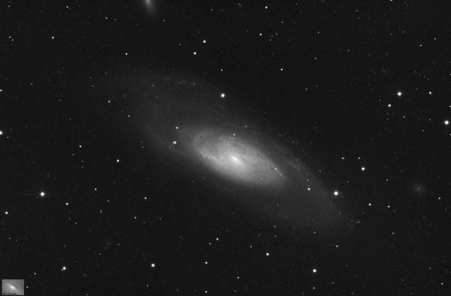 Messier 106 and Supernova SN 2014bc: 29 May 2014