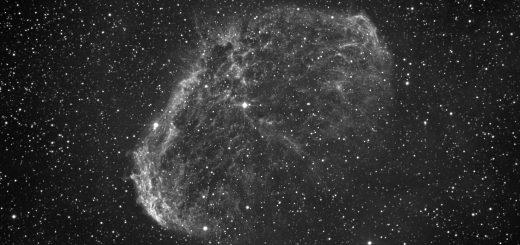 "NGC 6888, the ""Crescent"" nebula"