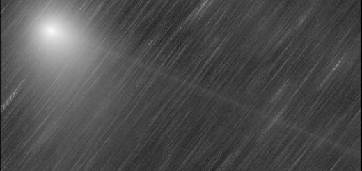 Comet C/2014 E2 Jacques: 30 Aug. 2014