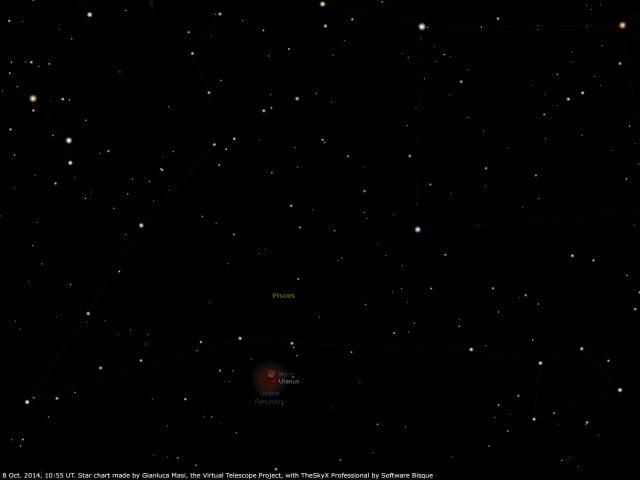 Total Lunar Eclipse: 8 Oct. 2014
