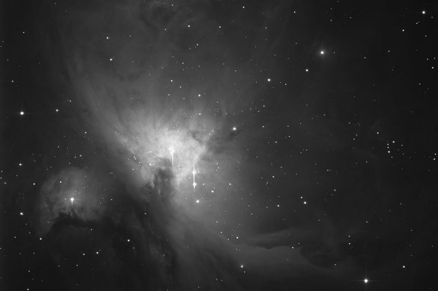 Messier 42, the Great Orion Nebula