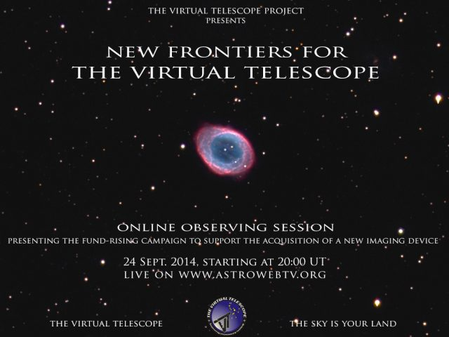 New Frontiers for the Virtual Telescope