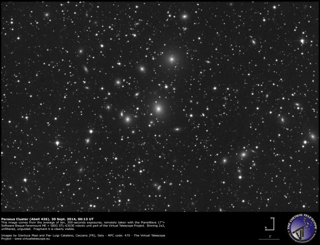 Abell 426, the Perseus Cluster