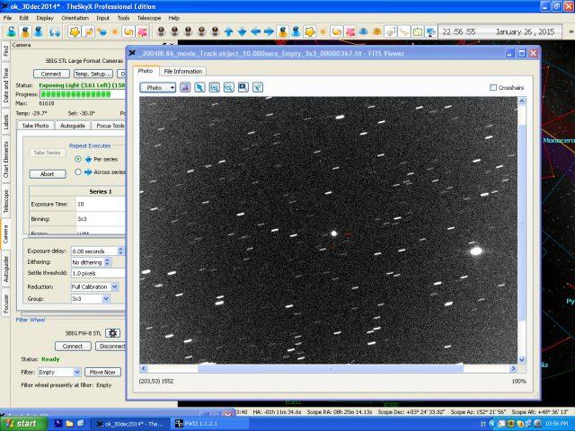 Potentially Hazardous Asteroid (357439) – 2004 BL86: 26 Jan. 2015, 21:56 UT