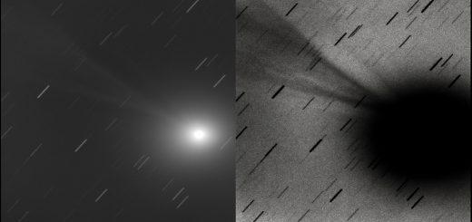 Comet C/2014 Q2 Lovejoy: 05 Jan. 2015