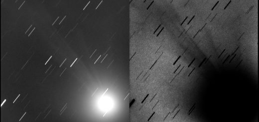 Comet C/2014 Q2 Lovejoy: 02 Jan. 2015