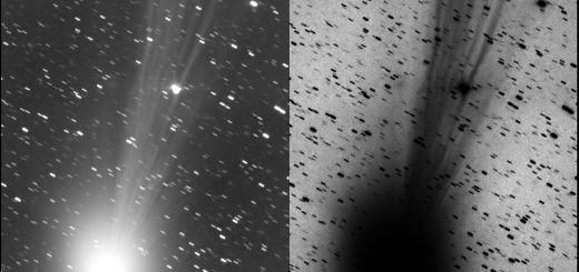 Comet C/2014 Q2 Lovejoy: 30 Jan. 2015
