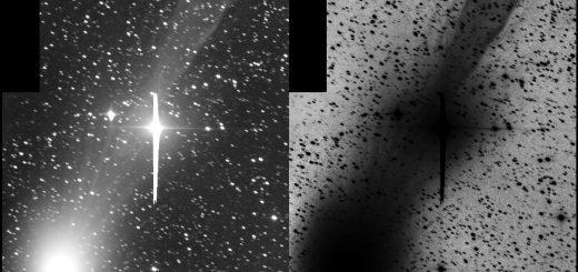Comet C/2014 Q2 Lovejoy: 18 Feb. 2015