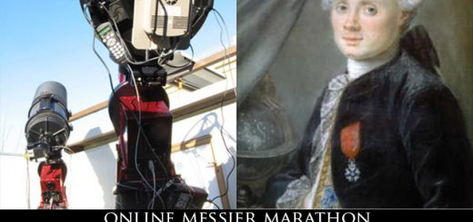 Online Messier Marathon – 7th Edition!