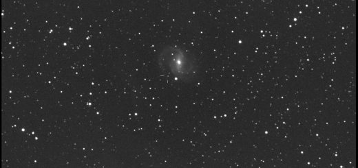 PSN J20372558+6607115 in NGC 6951. 31 Mar. 2015