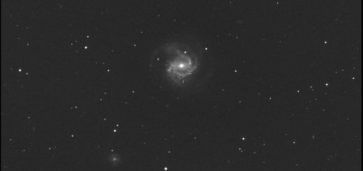 Supernova SN 2014dt in Messier 61: 14 Apr. 2015