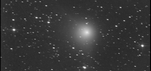 Comet C/2014 Q2 Lovejoy: 19 May 2015