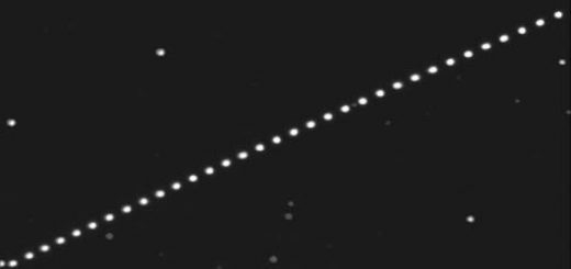 Rosetta spacecraft during its 4 Mar. 2005 flyby with the Earth