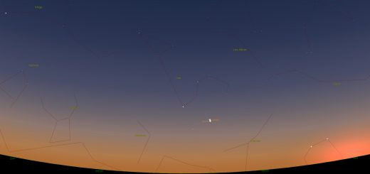 Venus and Jupiter spectacular conjunction: 30 June 2015