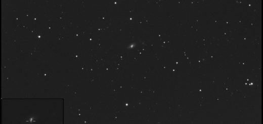 Possible Supernova ASASSN-15kk in UGC 04883: an image (5 June 2015)