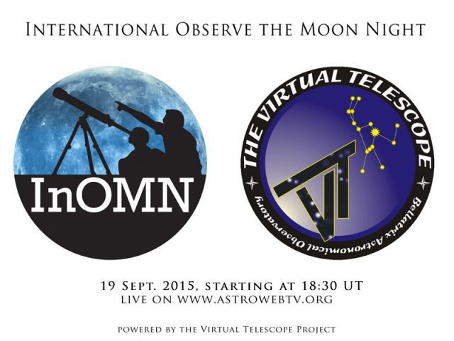 International Observe the Moon Night: 19 Sept. 2015