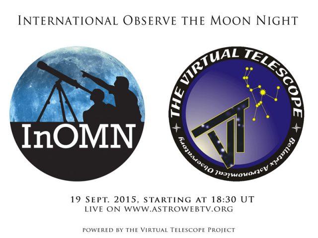 International Observe the Moon Night: 19 Sept. 2015