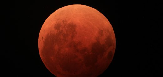 15 Apr. 2014: total lunar eclipse